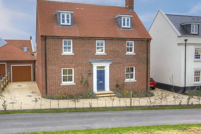 Thumbnail Detached house for sale in Emletts Way, Brimsmore, Yeovil, Somerset
