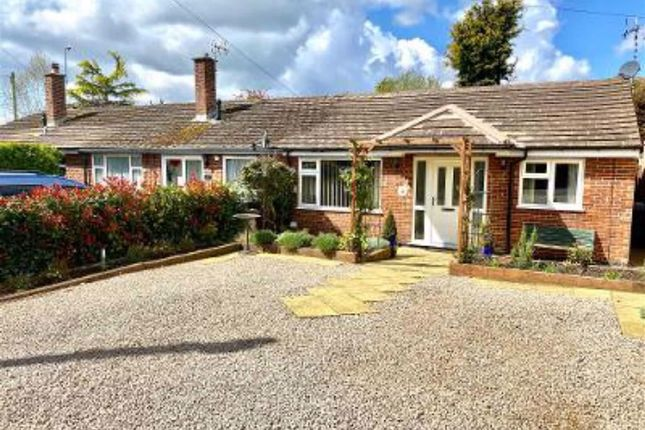 2 bed semi-detached bungalow for sale in Lovelace Close, Sibson, Nuneaton CV13