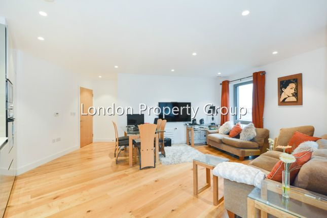 Thumbnail Flat to rent in Bywell Place, Greater London