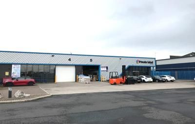 Thumbnail Light industrial to let in Unit 5, Canberra Court, Amy Johnson Way, Blackpool
