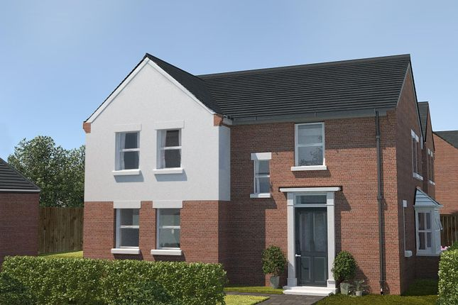 Detached house for sale in Lime Tree Park, Chesterfield