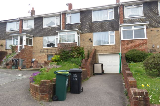 Thumbnail Terraced house for sale in Standean Close, Brighton