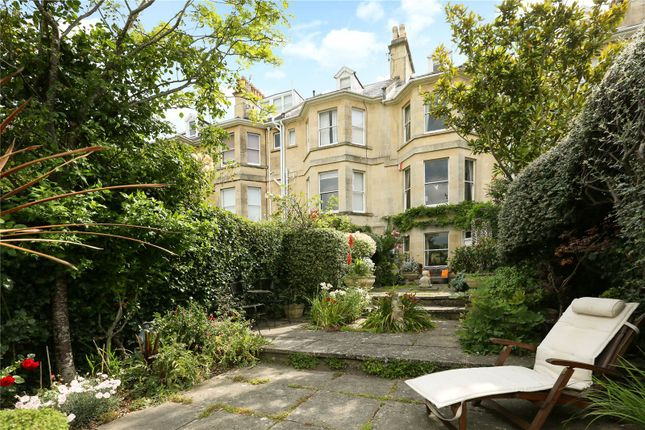 Thumbnail Terraced house for sale in Sydney Buildings, Bath