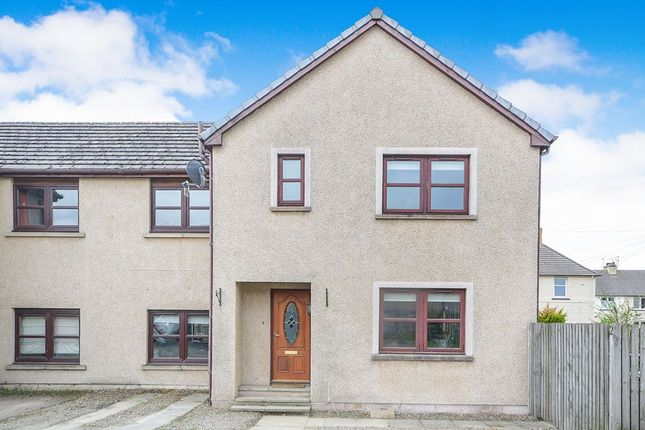 Thumbnail Semi-detached house to rent in Commercial Street, Markinch, Glenrothes