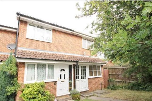 Thumbnail Terraced house to rent in Waller Drive, Northwood