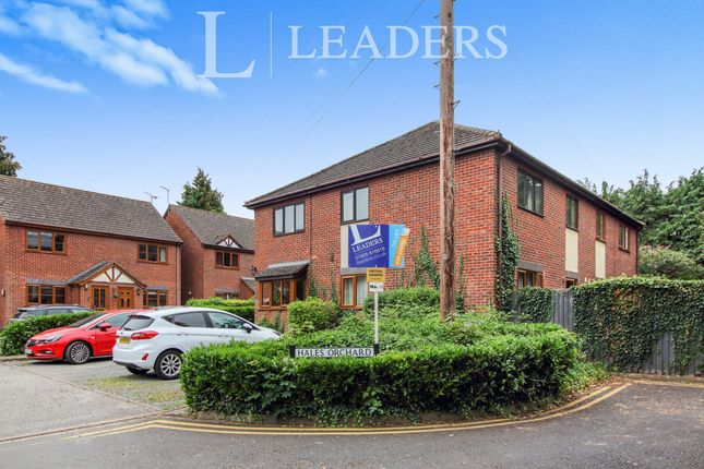 Thumbnail Flat to rent in Hales Orchard, Worcester