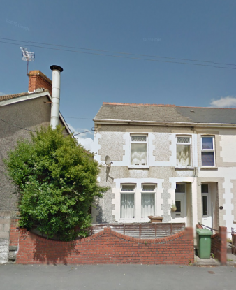Thumbnail Semi-detached house for sale in Mill Road, Caerphilly, Mid Glamorgan