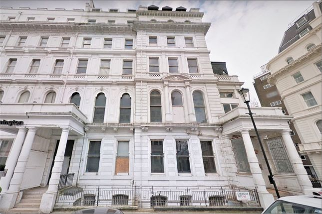 Thumbnail Town house for sale in Lancaster Gate, Bayswater, London