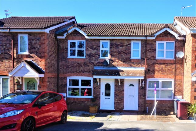 Thumbnail Town house for sale in Berrywood Drive, Prescot