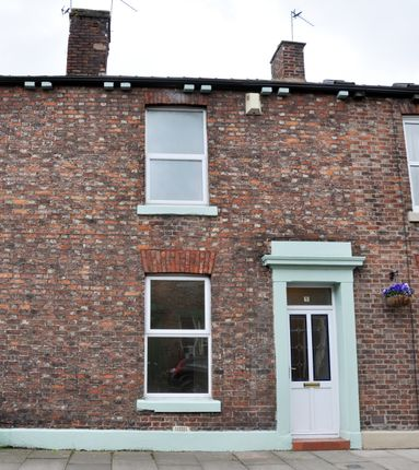 Thumbnail Terraced house to rent in Corporation Road, Carlisle