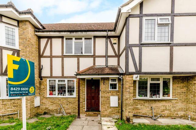 Thumbnail Property to rent in Thrush Green, North Harrow, Harrow