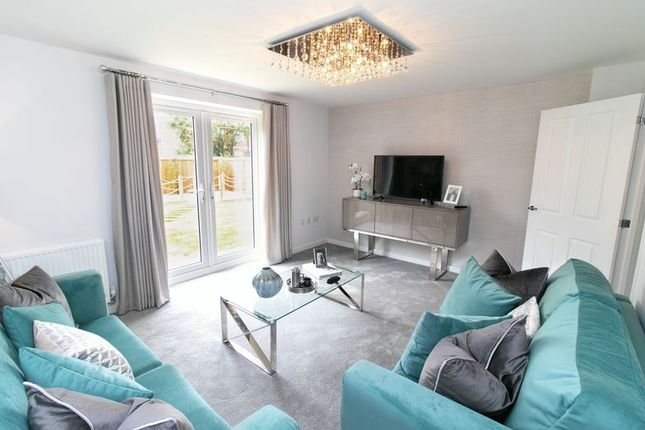 Living Room of Maplewood Drive, Middlesbrough TS6