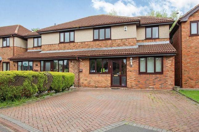 Thumbnail Semi-detached house for sale in Windsor Gardens, Garstang, Preston