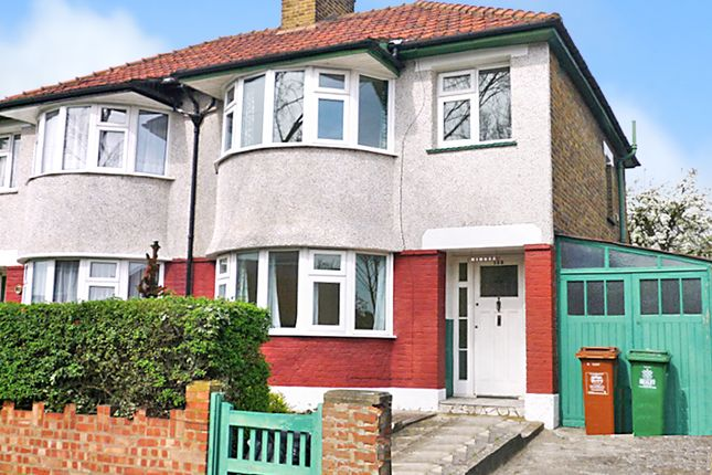 Thumbnail Semi-detached house to rent in Axminster Crescent, Welling