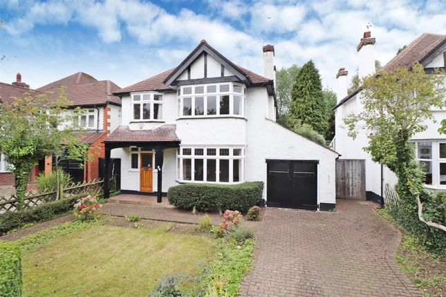 Thumbnail Detached house for sale in Watford Road, St.Albans