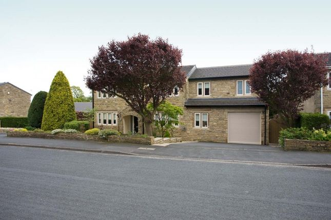 Thumbnail Detached house for sale in Rockwood Drive, Skipton, North Yorkshire