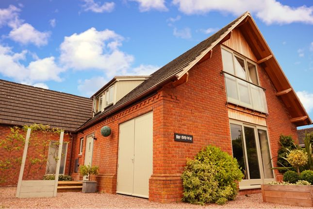 Thumbnail Detached house for sale in Soulton Road, Shrewsbury