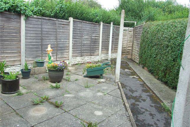 Garden of Browning Street, Derby DE23