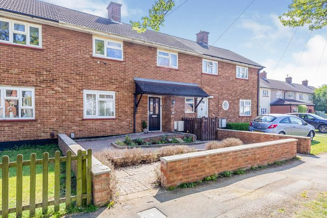 Thumbnail Terraced house for sale in Whitehicks, Letchworth Garden City