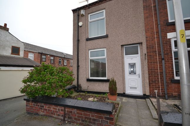 Thumbnail End terrace house to rent in Eyet Street, Leigh