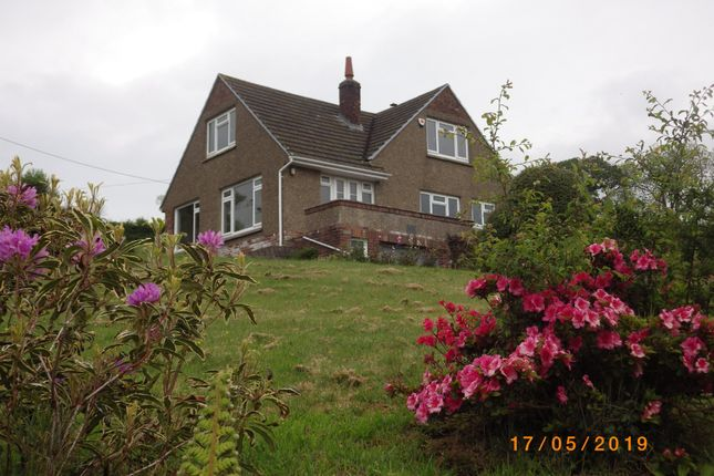 Thumbnail Detached house to rent in Acland Road, Landkey, Barnstaple