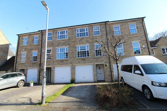 Thumbnail Town house for sale in Broadacres, Bailiff Bridge, Brighouse