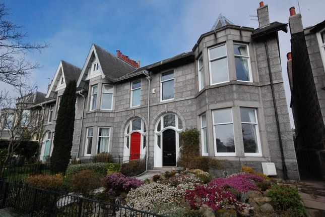 Thumbnail Semi-detached house to rent in Gladstone Place, Queens Cross