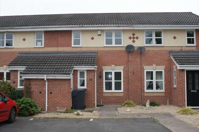 Thumbnail Terraced house to rent in Belvoir Road, The Oakalls, Bromsgrove