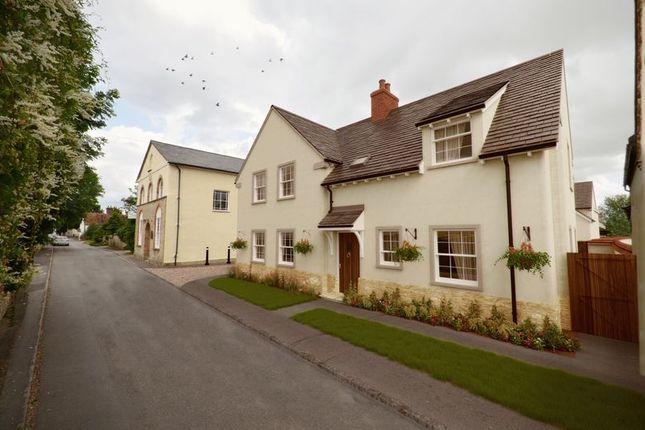 Thumbnail Semi-detached house for sale in High Street, Haddenham, Aylesbury