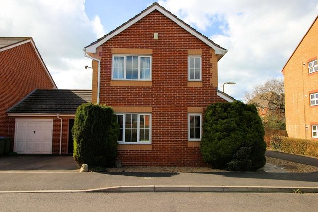 Thumbnail Link-detached house for sale in Badgers Copse, Park Gate, Southampton