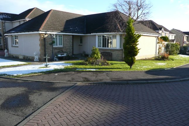 Thumbnail Bungalow for sale in Tarbolton Court, Kirkcaldy