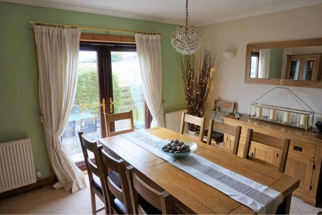 Dining Room of Gairney Bank, Kinross KY13