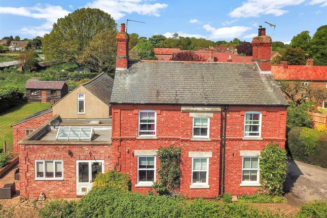 Thumbnail Detached house for sale in Low Road, Barrowby, Grantham