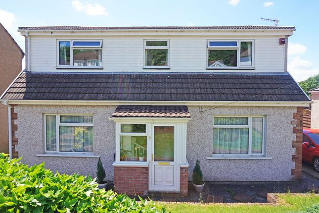 Thumbnail Detached house for sale in The Walk, Ystrad Mynach