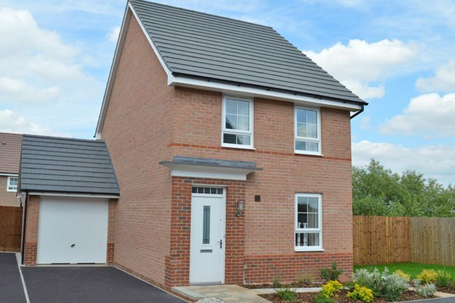 """Thumbnail Detached house for sale in """"Finchley"""" at Rykneld Road, Littleover, Derby"""