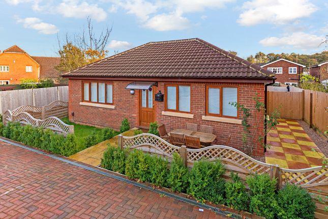 Thumbnail Terraced bungalow for sale in Blackhorse Lane, Hitchin, Hertfordshire