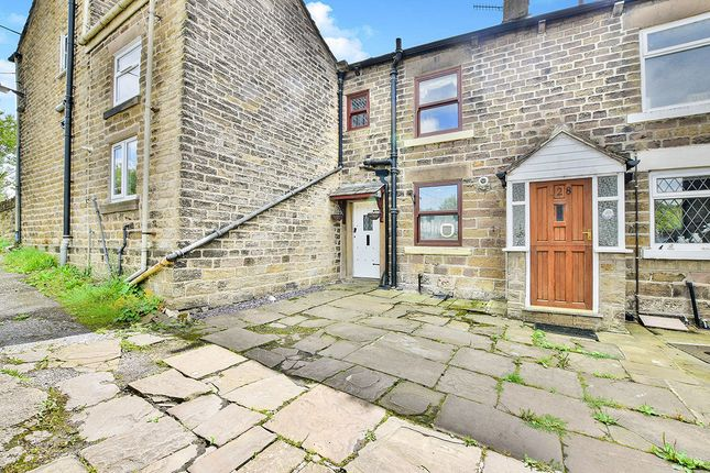 Thumbnail Terraced house for sale in Long Lane, Charlesworth, Glossop