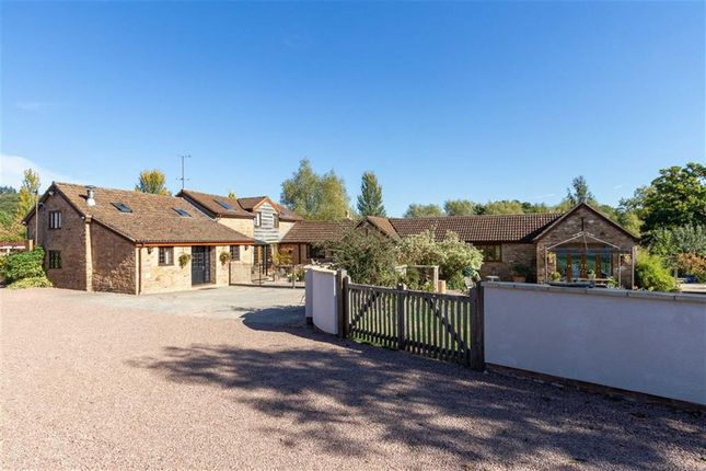 Thumbnail Detached house for sale in Swagwater Lane, Gorsley, Ross-On-Wye