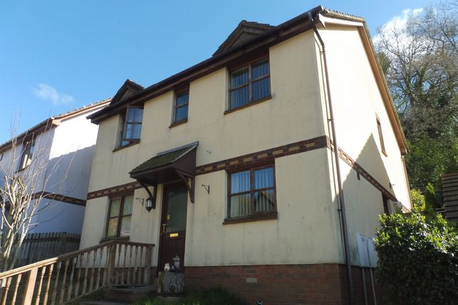 Thumbnail Detached house for sale in Barn Owl Close, Torquay