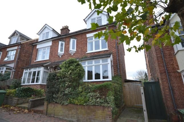 Thumbnail Semi-detached house for sale in Somerset Road, Tunbridge Wells, Kent