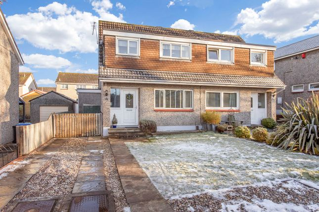 Thumbnail Semi-detached house for sale in 57 Bells Burn Avenue, Linlithgow