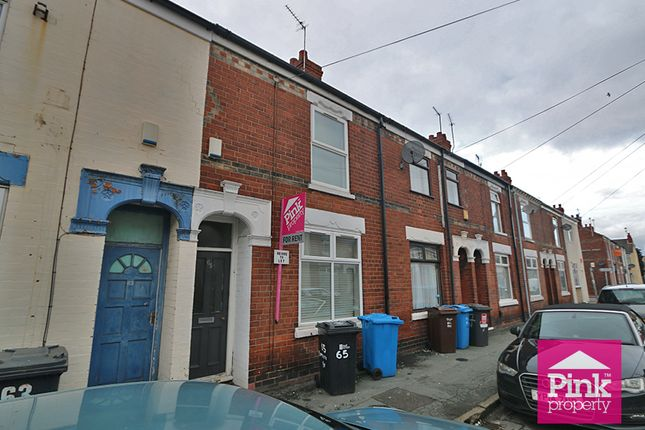 Thumbnail Room to rent in Exmouth Street, Hull