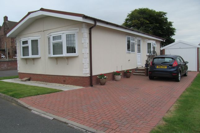 Thumbnail Mobile/park home for sale in Homelands Park, Ketley, Telford, Shropshire