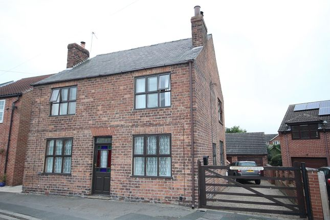 3 bed detached house for sale in Finkle Street, Hensall, Goole