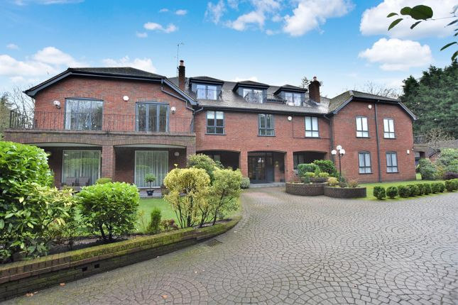 Thumbnail Flat for sale in Hill Top, Hale, Altrincham