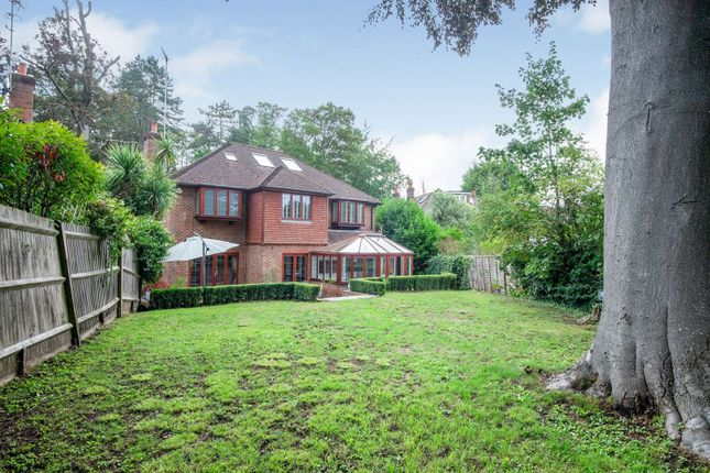 Rear View of Highlands Road, Leatherhead KT22