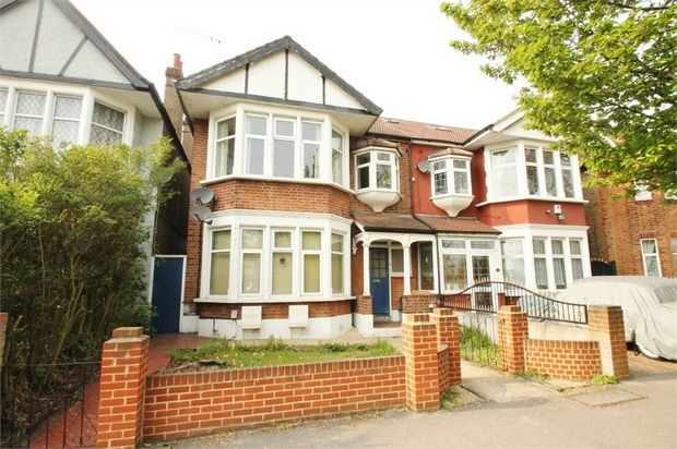 Thumbnail Semi-detached house for sale in Lake House Road, London
