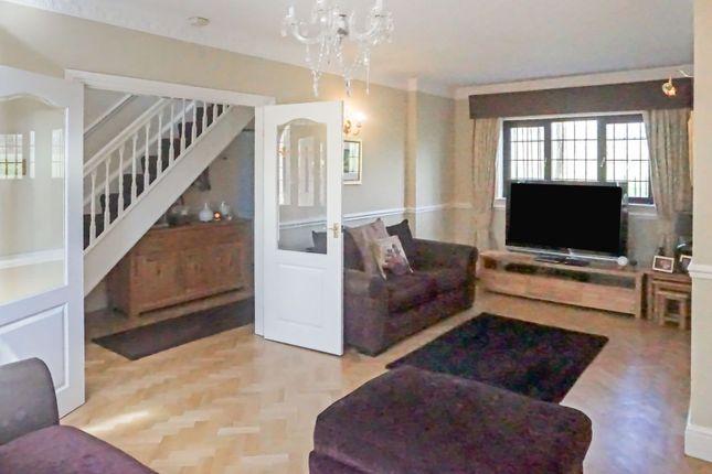 Living Room of Old Penkridge Road, Cannock WS11