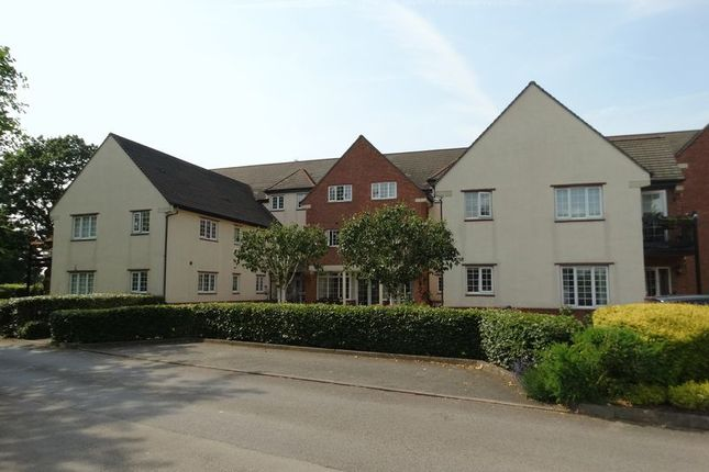 Thumbnail Flat for sale in Warford Park, Faulkners Lane, Mobberley, Knutsford