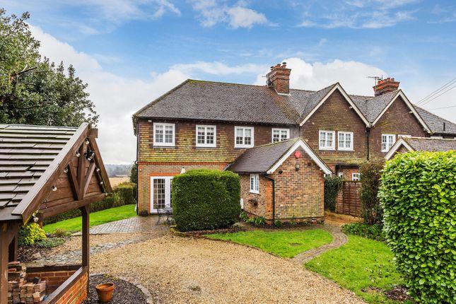 Thumbnail End terrace house for sale in Lingfield Road, Edenbridge